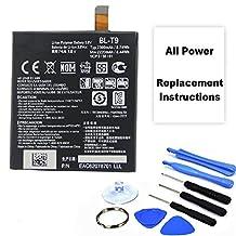 Replacement Battery kit For Google Nexus 5 LG D820 D821 Battery BL-T9