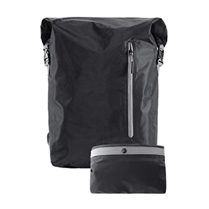 8d8e617d85a5 Climbing Backpack 20L Lightweight Packable Water Resistant Travel Hiking  Daypack (Black)