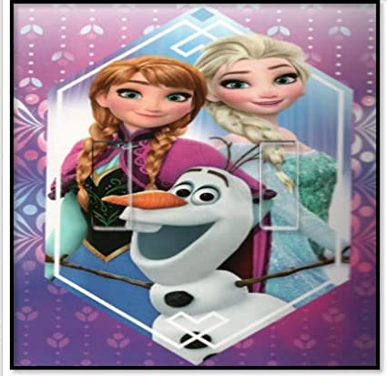 Amazoncom Got You Covered Frozen Queen Elsa Anna Peel And Stick
