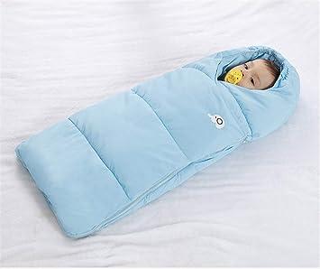 Lvbeis Cochecito De Bebé Saco De Dormir TéRmico Saco Al Aire Libre Swaddle Wrap Manta Anti-Kicking Sleeping Nest: Amazon.es: Deportes y aire libre