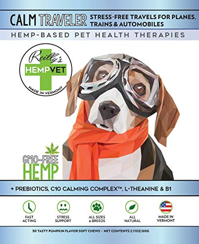 Calm Traveler Hemp Pet Health