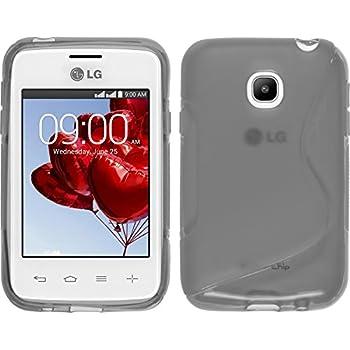 Amazon.com: Funda de silicona para LG G2 – S-Style – Cover ...