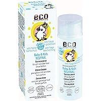 eco cosmetics: bebé& Kids Neutral Crema solar LSF 50 (50 ml)