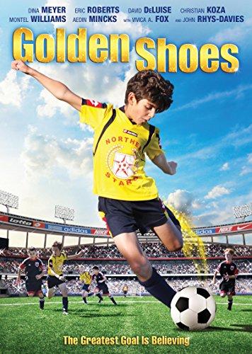 DVD : Golden Shoes (DVD)