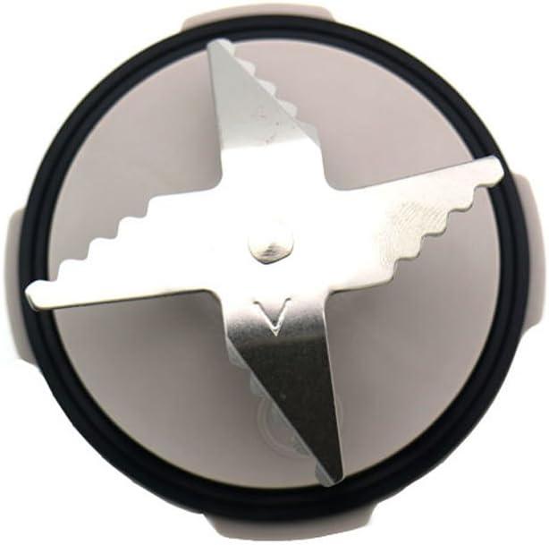 Batidora de repuesto cuchilla cuchillo unidad incluye anillo de ...