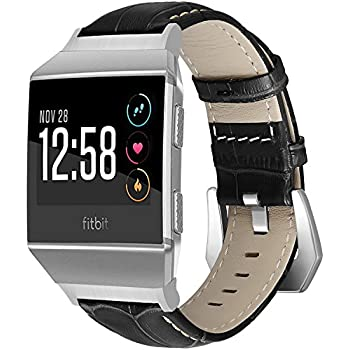 Amazon com: SKYLET Bands for Fitbit Ionic, Canvas Fabric with