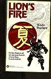 Lion's Fire, Wade Barker, 0446323926