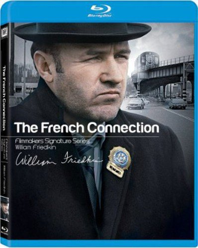French Connection, The Filmmaker Signature Series Blu-ray