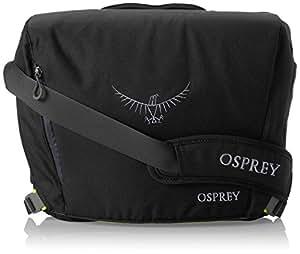 Osprey Packs Beta Port Courier Bag (Spring 2016 Model), Black Pepper