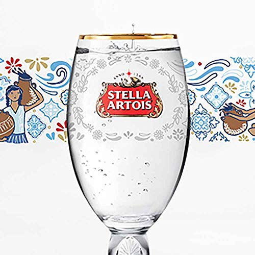 Cálice Stella Artois México 250ml