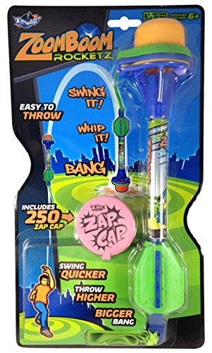 Zing ZoomBoom Rocketz Rocket