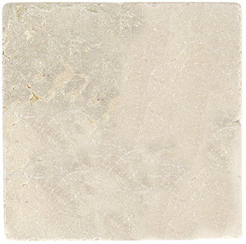 """Dal-Tile M72244TS1P Marble Tile Crema MARFIL Classico Tumbled (TS54441P) x 11 7/8"""""""