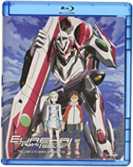 Relive the classic era of anime with the studio that brought you Escaflowne, Fullmetal Alchemist, and Wolf's Rain. Returning to the spotlight after almost a decade, Eureka Seven – the greatest anime love story ever told – makes its long-await...