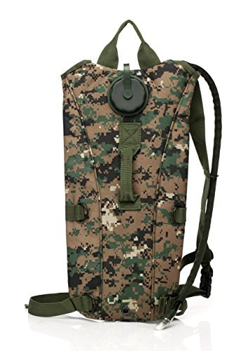 Hydration Bladder Climbing Survival Backpack product image