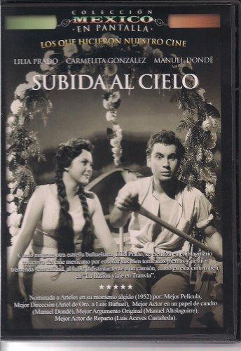 SUBIDA AL CIELO [*NTSC/Region 1&4 dvd. Import - Latin America] by Luis Bunuel