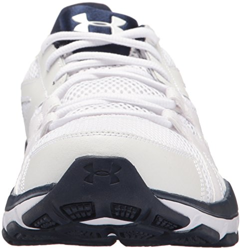 Under Armour Mens Strive 6 Bianco / Blu Notte / Blu Notte