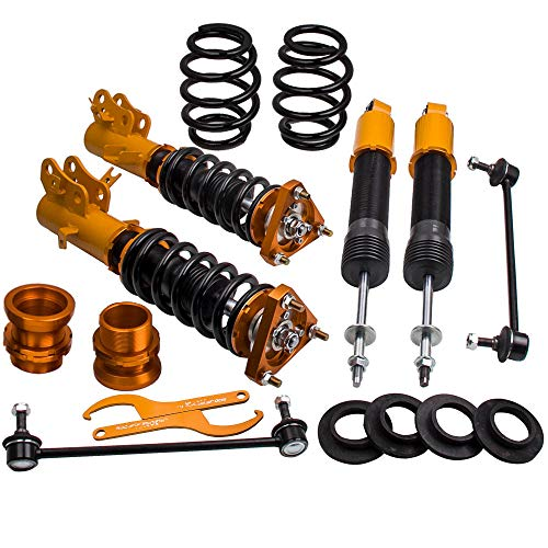 - Coilovers for Honda Civic 2012-2015 Si Acura ILX 2013-2016 Suspension Coil Spring Strut Shock Absorber