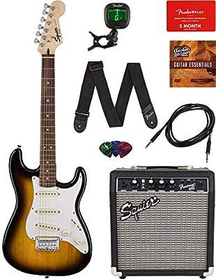 Fender Strat Pack Bundles