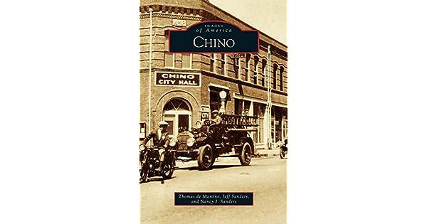 Amazon.com: Chino (9781531653897): Thomas De Martino, Jeff ...