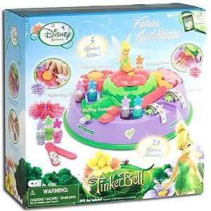 Disney Fairies Tinkerbell Nail Station Manicure Set
