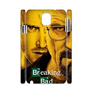 Breaking Bad Personalized 3D Cover Case for Samsung Galaxy Note 3 N9000,customized phone case ygtg320805