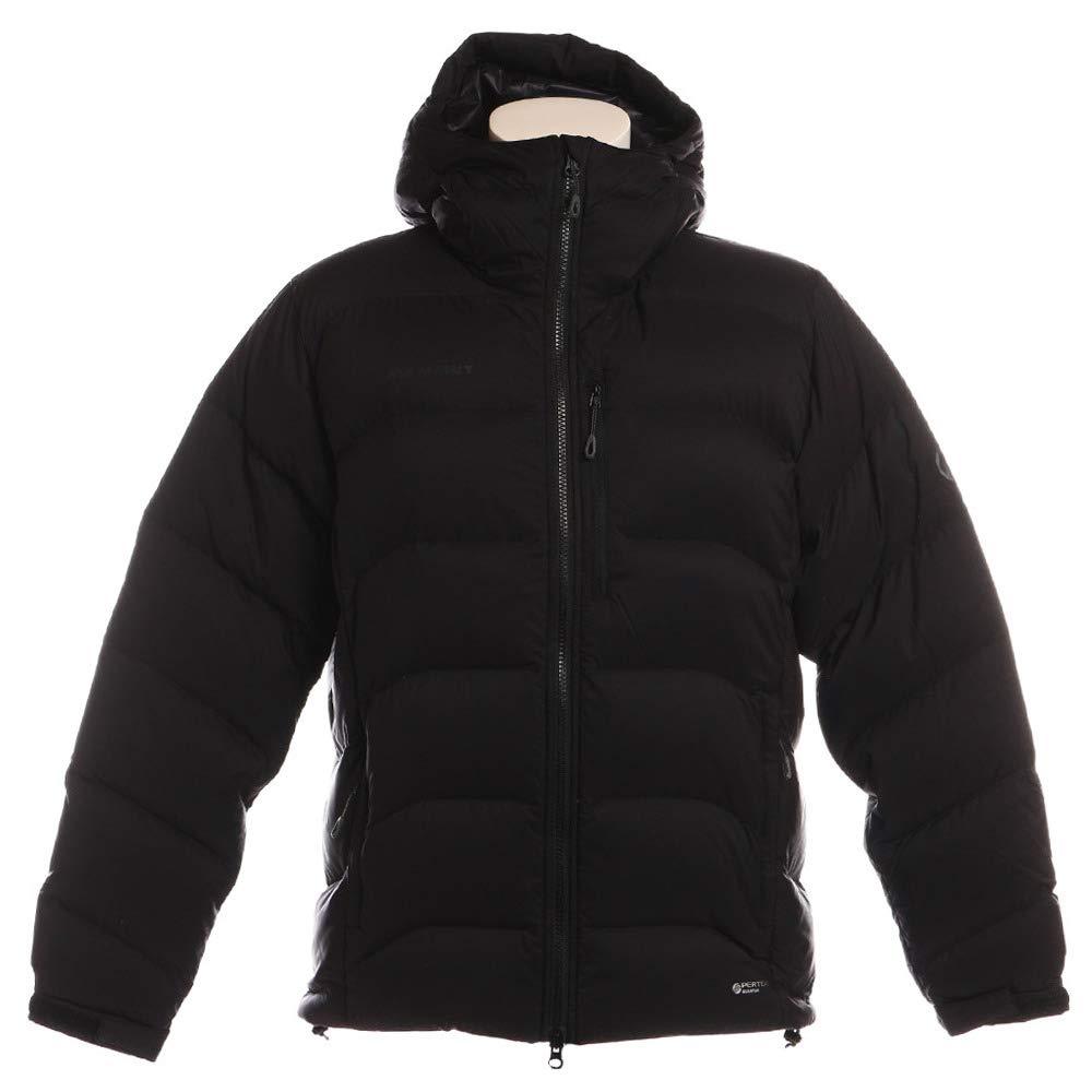 MAMMUTエクセロン IN フーデッド ジャケット メンズ 1013-00700 ブラック XL