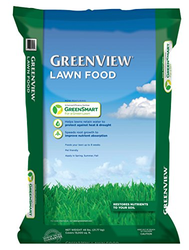 Greenview Lawn Food - 48 lb. bag Covers 15000 sq. ft.