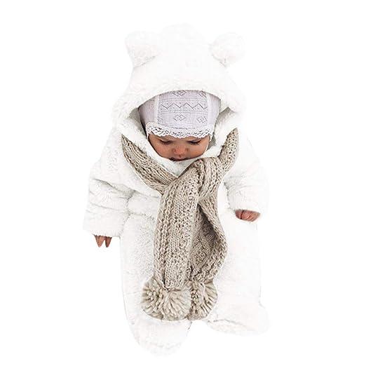 CHshe®-Trajes De Nieve Abrigo Para Bebé Traje De Nieve Bebé ...
