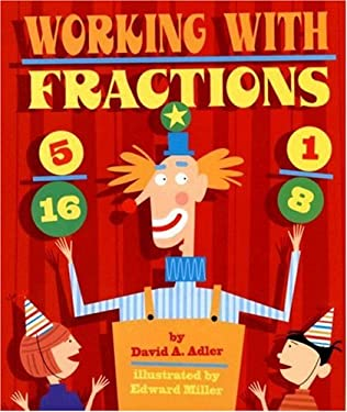 book cover of Working With Fractions