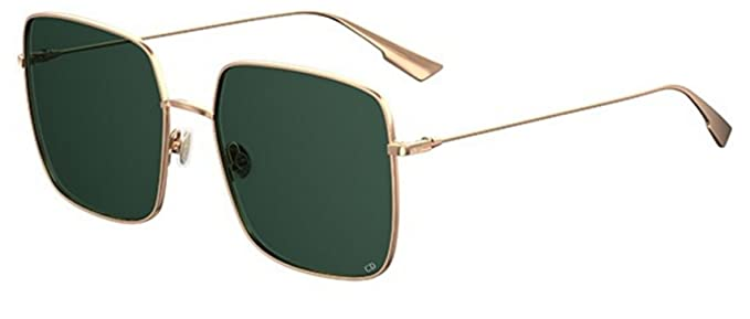 d070aab850 Image Unavailable. Image not available for. Colour  New Christian Dior  STELLAIRE 1 Rose Gold  Green SUNGLASSES
