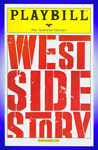 West Side Story, Pre-Broadway playbill, Matt Cavenaugh, Karen Olivo, Cody Gre