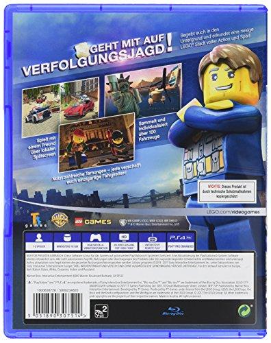 Lego City Undercover PlayStation 4 - esports-stuff.de