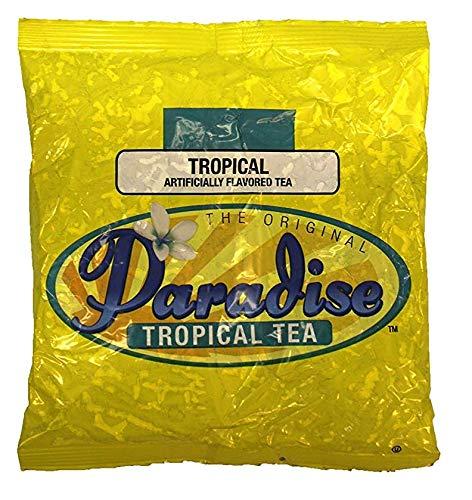 Paradise Tropical Tea the Original, 3 oz loose leaf tea, 25 Count (Tropical)