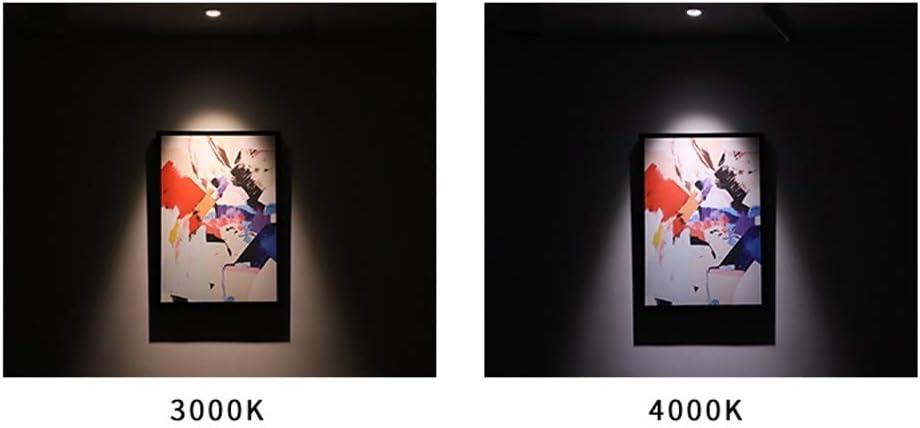 LED Plafond Plafondpaneel COB Opbouwspot Huishoudelijke decoratie Licht Zakelijk Binnen Downlight 3000K