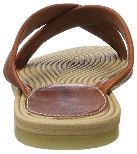 Tamaris 27128, Sandalias para Mujer Marrón (Tan)