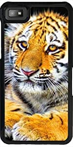 Funda para Blackberry Z10 - Lindo Cachorro De Tigre by Grab My Art
