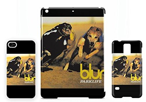 Blur Parklife iPhone 5 / 5S cellulaire cas coque de téléphone cas, couverture de téléphone portable