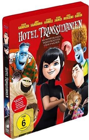 Hotel Transsilvanien - Steelbook [Alemania] [Blu-ray]: Amazon.es ...