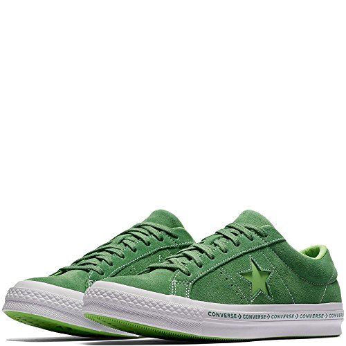 Green 350 Lime Mint Suede Verde Star Lifestyle Unisex Jade Deporte Converse White Ox de One Zapatillas Adulto qa6xnxSP7w