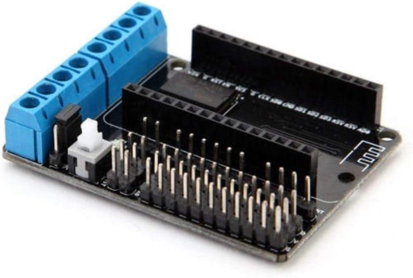 Gulakey 5 Pcs ESP8266 WiFi Motor Drive Expansion Board For NodeMCU ESP-12E Spot Steuermodul
