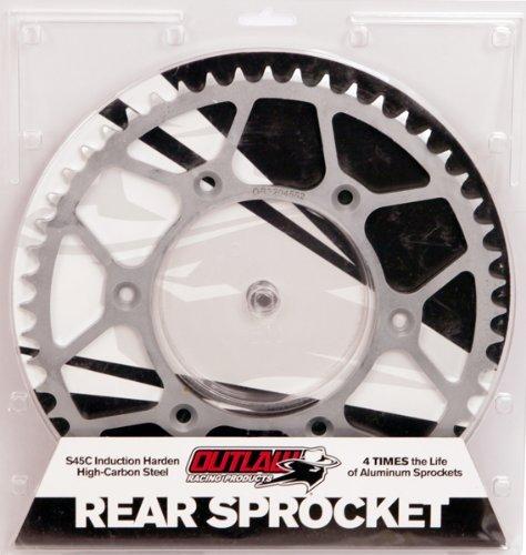 Outlaw Racing Steel Rear Sprocket 48T
