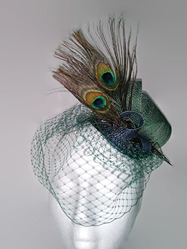Royal turkey fascinator 50fb06d7fcc