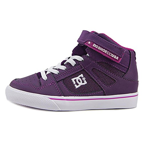 Pictures of DC Kids Youth Spartan High Ev Skate Shoes Sneaker ADBS300260 2
