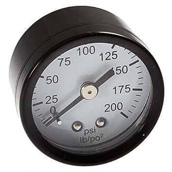 Dewalt D55141 compresor de aire de repuesto para taladros medidor de presión # A17166: Amazon.es: Bricolaje y herramientas