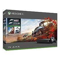 Offerte speciali su Xbox One X 1TB + Forza Horizon 4 + 14gg Xbox Live Gold + 1 Mese Gamepass [Bundle] e molto altro
