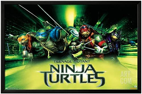 Teenage Mutant Ninja Turtles: Out of the Shadows (2016 ...
