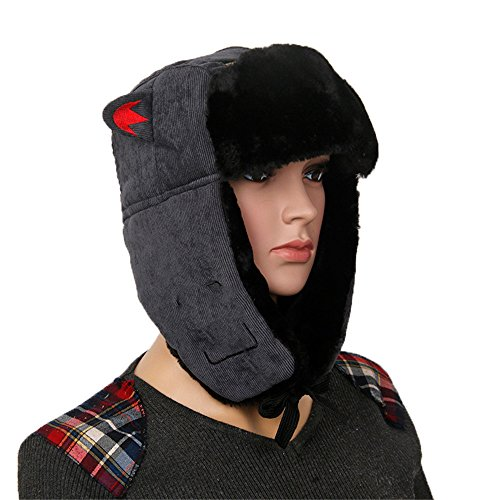invierno caliente sombreros Halloween invierno gruesas gorros Hombres de gris almohadillas Señoras de Gray Navidad gorros beanie sombreros MASTER wZdzEZ