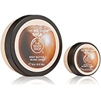 The Body Shop Shea Festive Bauble Gift Set