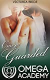 Omega Guarded: A Gay Mpreg New Adult Romance (The Omega Academy, Book 2)