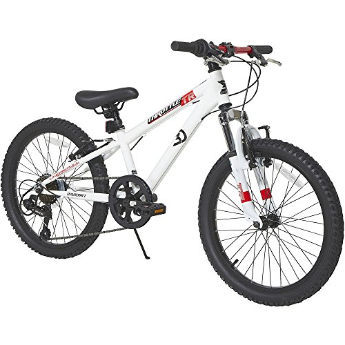 "Dynacraft 20"" Steel Frame Kids Bicycle Throttle Riding Bikes for Boys"